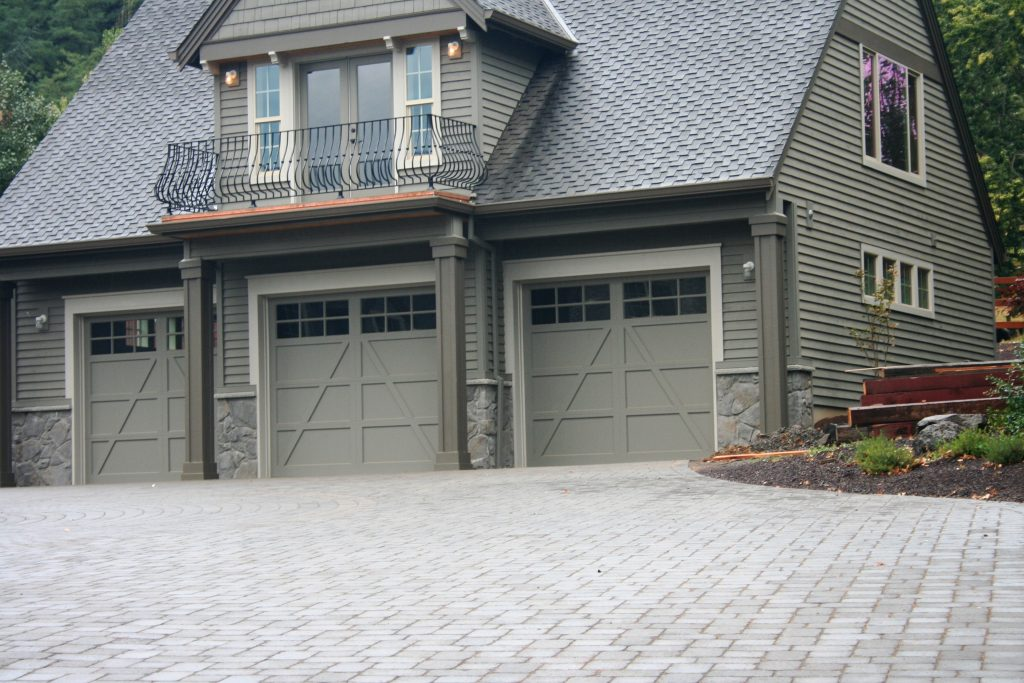 Matching Garage Doors in Troutdale, OR
