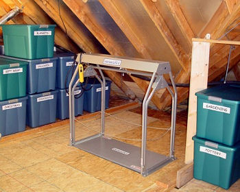 VersaLift Attic Storage